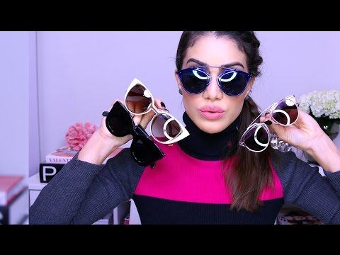 Fall and Winter Sunglasses   Makeup Tutorials and Beauty Reviews   Camila Coelho