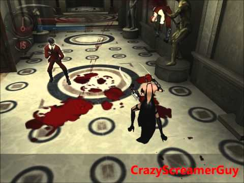 BloodRayne 2 Mansion - Salon de Baile Parte 4
