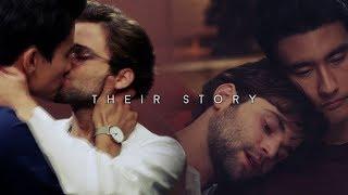 nico + levi || their story {season 15}