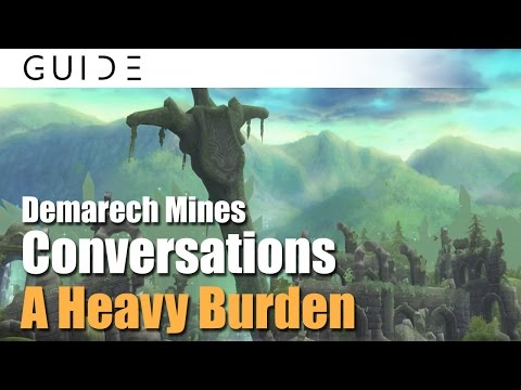 [Guide] Aura Kingdom Conversations Achievements - #111 A Heavy Burden in Demarech Mines [HD]