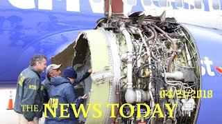 U.S., Europe Order Emergency Checks On Engine Type In Southwest Accident | News Today | 04/21/2...