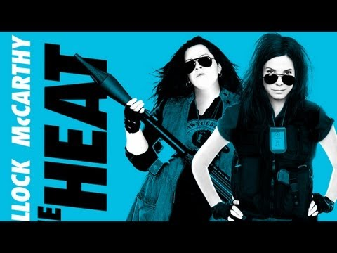 The Heat - Interviews With Sandra Bullock, Melissa McCarthy And Director Paul Feig
