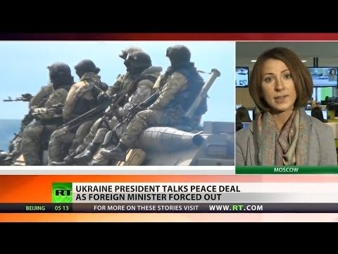 Ukraine's east hopes for a ceasefire