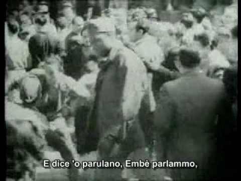 Nuova Compagnia Di Canto Popolare - Tammurriata Nera
