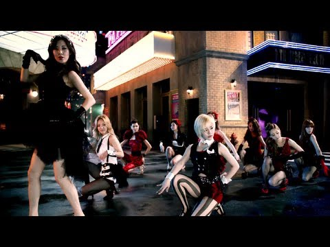 GIRLS` GENERATION _PAPARAZZI_Music Video Dance Edit 2