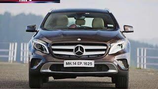 Mercedes Benz GLA Class- Fasttrack - Manorama News