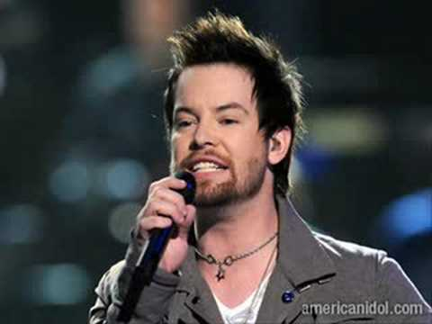 David Cook - I Dont Want To Miss A Thing