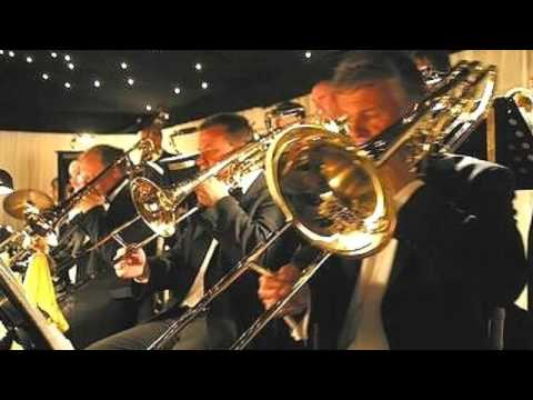 RON DAVISSON BIG BAND with Frank Romano 'Summerwind'