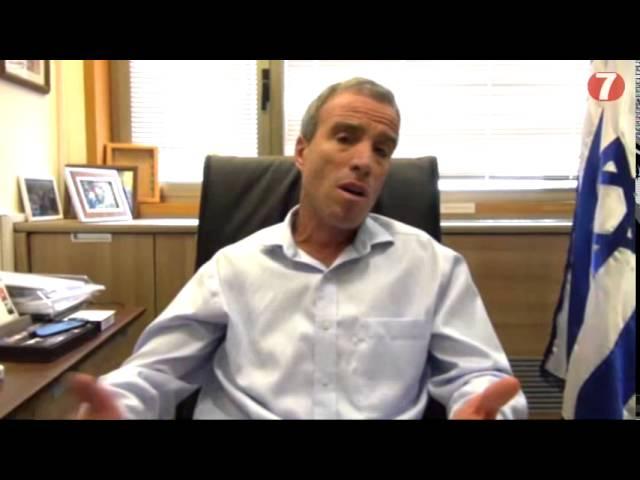 MK El'azar Stern on the conversion bill