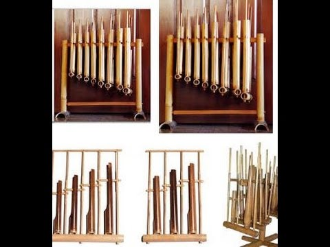 Golden Voice Of Angklung Music, One Hour