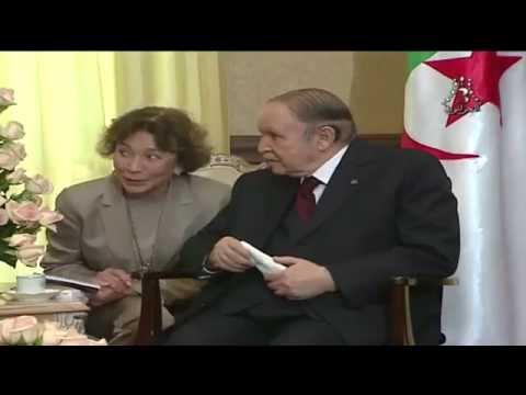 Le Président Bouteflika reçoit John Kerry