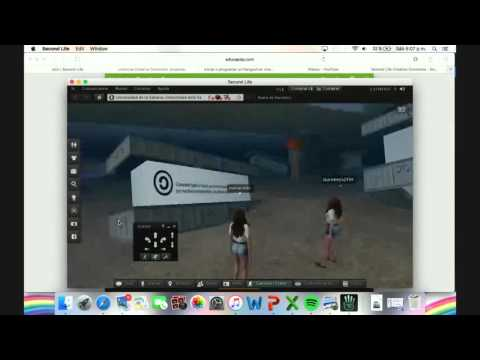Second Life-Creative Commons