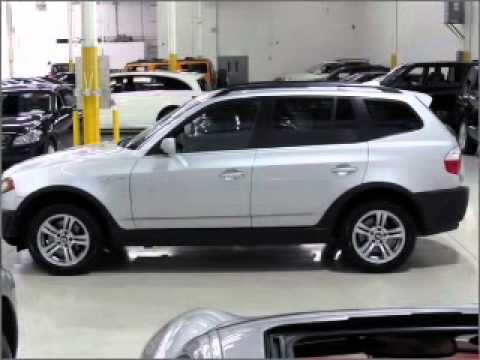 2005 BMW X3 - Addison IL