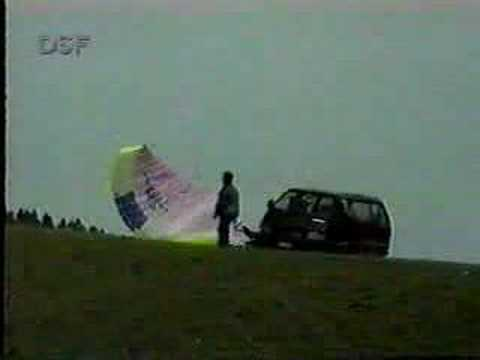 Amateur paragliding accidents Video