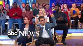 Bobby Bones credits his work ethic for 'DWTS' win