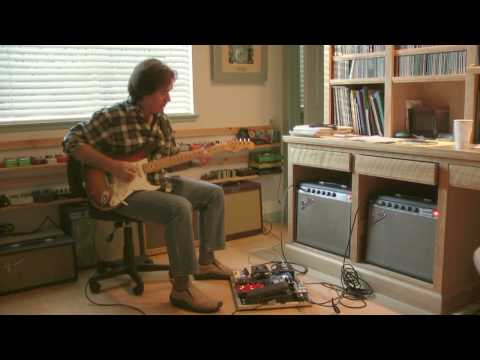 Carl Verheyen plays his Lehle Dual SGoS