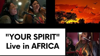 COME WITH ME TO AFRICA! | KIERRA SHEARD
