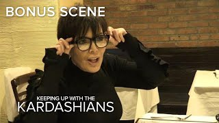 KUWTK | Kris Jenner Is Proud of Scott Disick's Improvements | E!