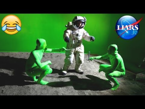 Watch This and You'll Notice Shocking Evidence, NASA Caught Faking Footage