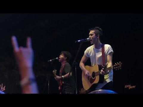 Bunkface - Darah Muda: Northern Music Festival 2016 || Easy Busy TV