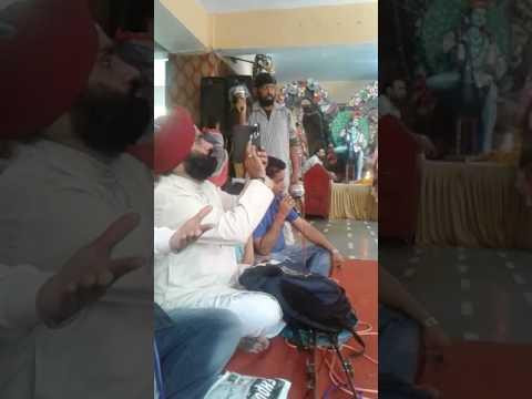 kalka maa mujhe teri jarurat hai (tarun sagar song) sing by himanshi fulara at kalka ji mandir