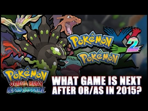 Pokémon Omega Ruby and Alpha Sapphire - What Pokémon games will come after OR/AS?