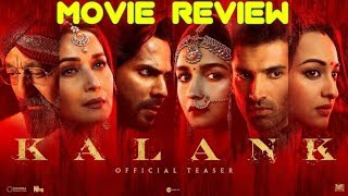Kalank 2019 Movie Review #AbhishekVarman #Alia #VarunDhawan #SanjayDutt