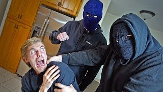 Killer KIDNAPPING PRANK *Utah to Cali* (our new roommate!)