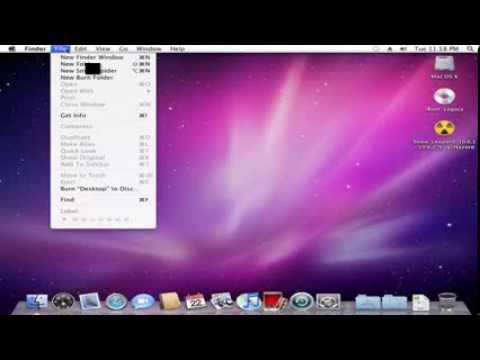 Como instalar el sistema operativo Mac OS X - 10.6 Snow Leopard