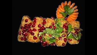 Закуска из моркови по - грузински / Appetizer of carrots in Georgian