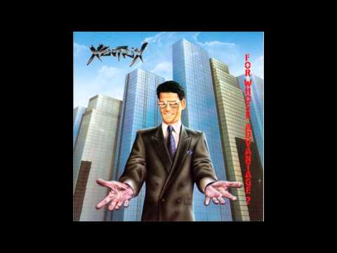 Xentrix - 8 Kept in The Dark