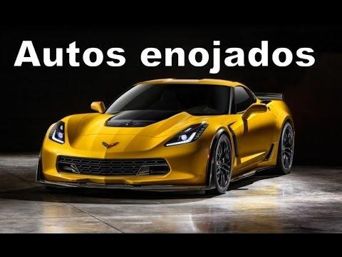 TOP 10 AUTOS  QUE PARCEN ENOJADOS