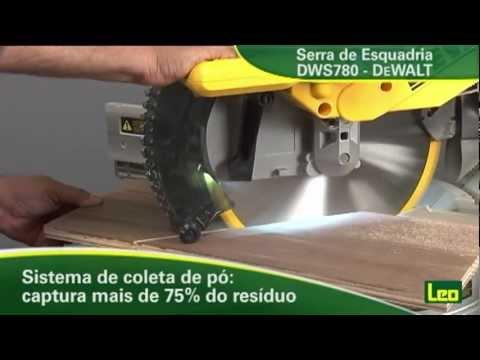 SERRA DE ESQUADRIA DWS780