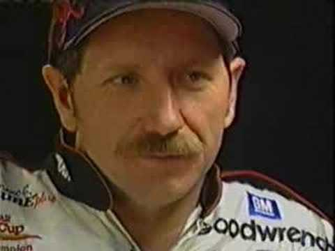 CBS Dale Earnhardt Interview Video