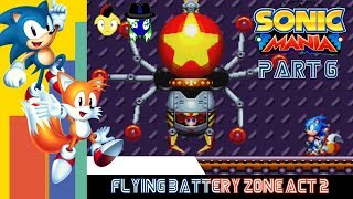 Let's Play Sonic Mania Pt. 6: One Boss, No Super
