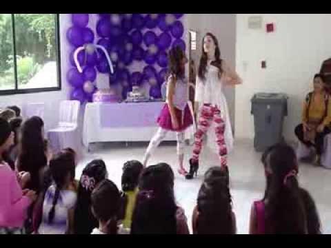 Show de Violetta (Imitacion)- Style Festejos