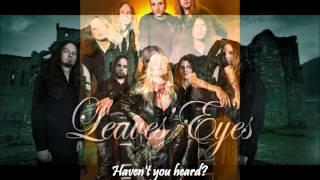 Watch Leaves Eyes Leaves Whisper video