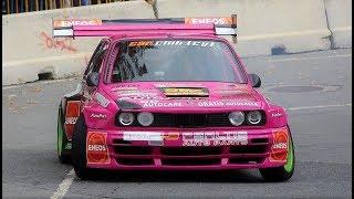BMW E30 V8 Drift Monster || 470Hp/8.600Rpm M5 E39 Engine Swap - Brutal Sound