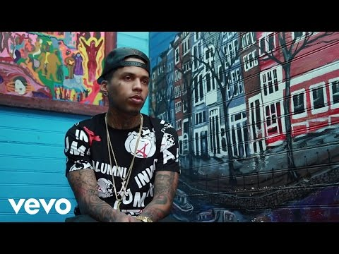 Kid Ink - Musical Influences Like Pharrell and Timbaland (247HH Exclusive)
