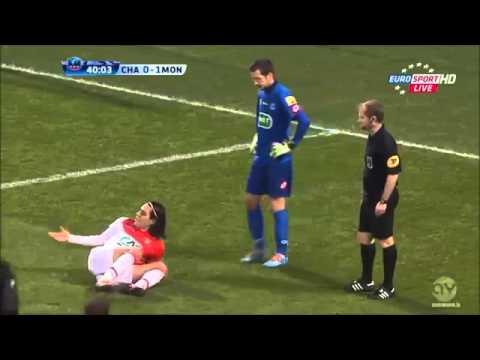 Radamel Falcao: Colombia and Monaco striker is World Cup doubt