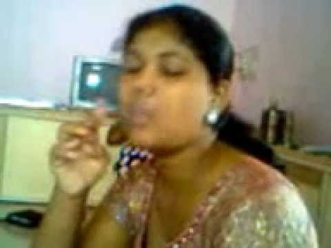 College girls smoking - YouTube