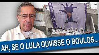 Boulos fez o que o Lula não fez