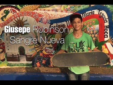 Sangre Nueva - Giusepe Robinson