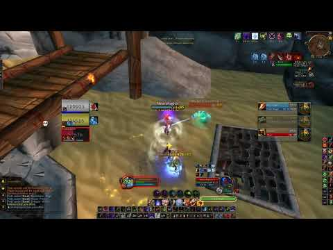 (WoW) Requiem: DK Rogue Priest Vs. WMP