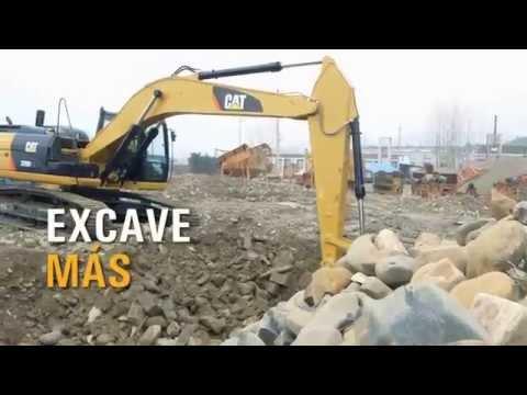 Presentación de  las nuevas Excavadoras 326D2/D2 L
