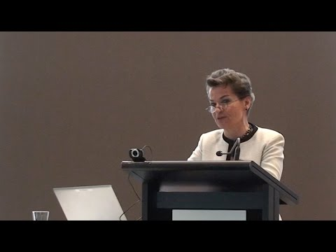 Christiana Figueres' presentation to Australian Jurisdictional Meeting on Climate Change