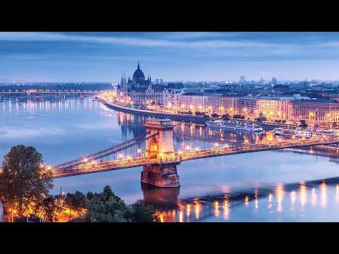 Budapest. Day one. It got messy