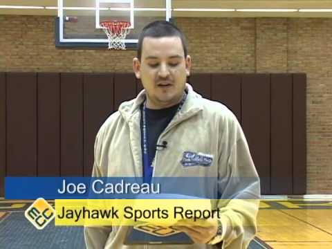Muskegon Community College Jayhawks Sports Report 2007-2008
