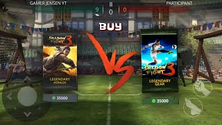 Shadow Fight 3 Official || Buy Legendary Booster Pack || AT Ball Event