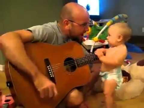 Лучшая рок группа отец и малыш